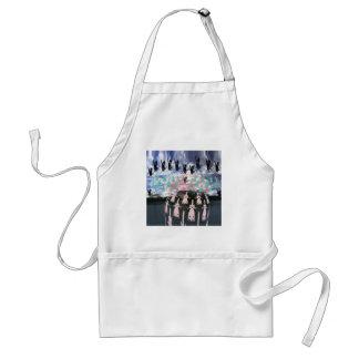 Imabari love love standard apron