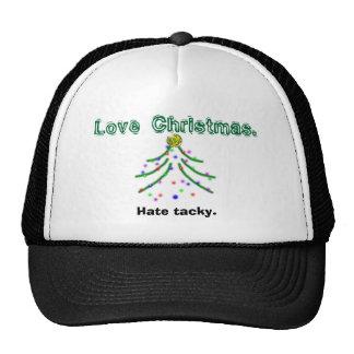 Image3, Love  Christmas. , Hate tacky. Cap