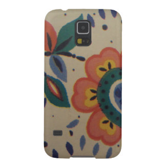 image flower in heart form cases for galaxy s5