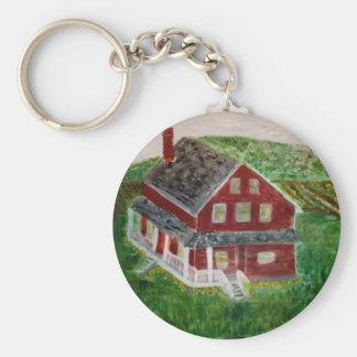 image jpeg Dutch-American Farmhouse-Freeing Slaves Sleutelhangers