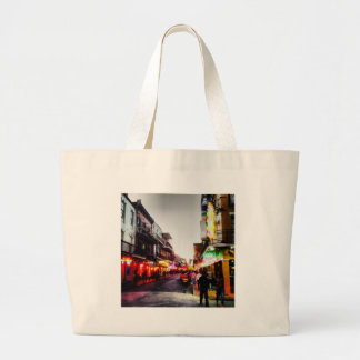 image jpg New Orleans night life Canvas Bags