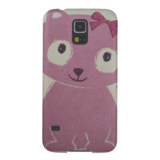 image of a cat case for galaxy s5