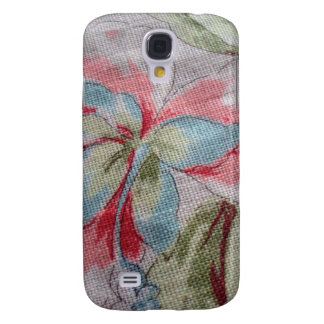 image of a flower galaxy s4 case