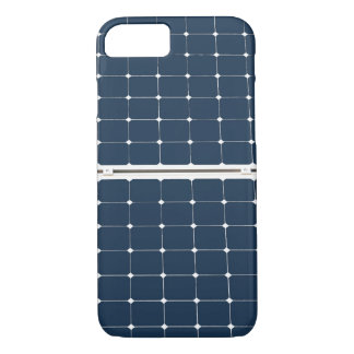 Image of a solar power panel funny iPhone 8/7 case