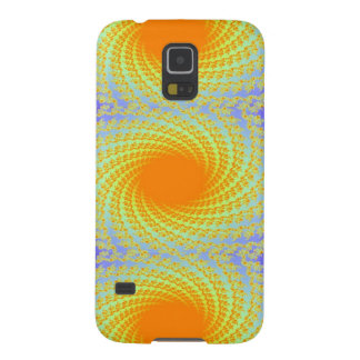 image of a sun galaxy s5 cover