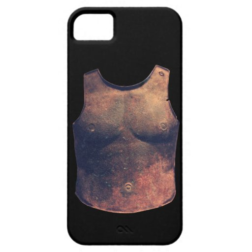Image of Ancient Bronze Body Armor iPhone 5 Covers