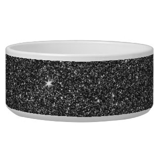 Image of Black and Grey Glitter