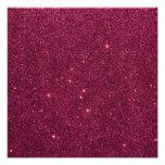 Image of bright pink glitter photo art