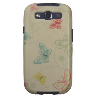 image of butterflies samsung galaxy SIII cases