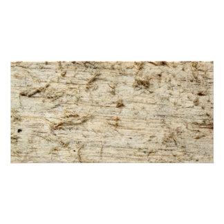 Image of Driftwood Custom Photo Card