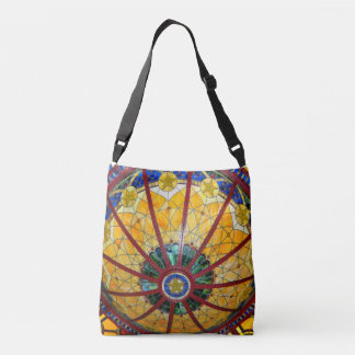 Image of Driskill Hotel Ceiling Tote Bag