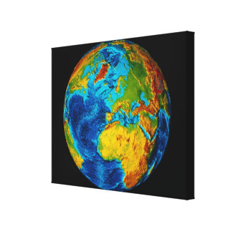 Image of Earth 2 Canvas Print