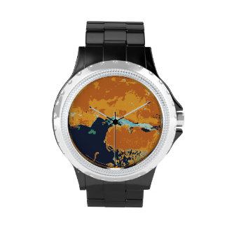 Image of Earth from Space Watch