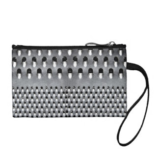 Image of Funny Cheese Grater Change Purse