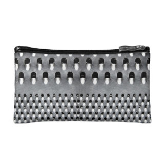 Image of Funny Cheese Grater Makeup Bags