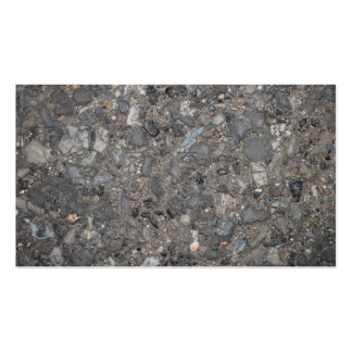 Image of Ground with Stones Double-Sided Standard Business Cards (Pack Of 100)