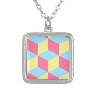 image of lousangulos and squares pendant