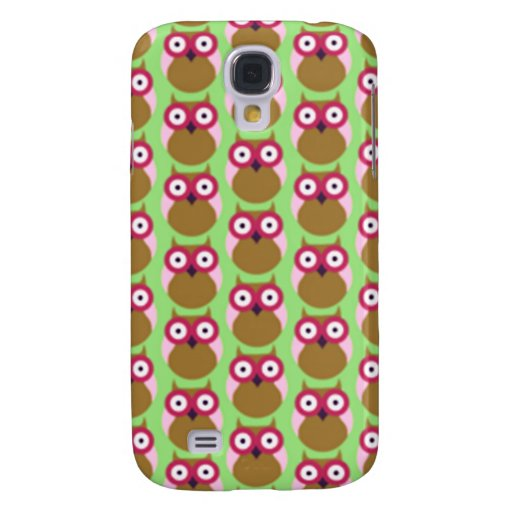 image of owls samsung galaxy s4 case