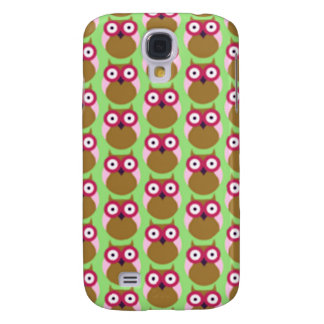 image of owls galaxy s4 case