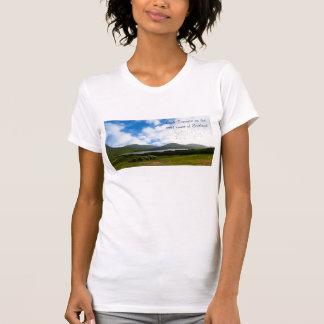 Image of Scotland for Women's-Jersey-T-Shirt T-shirt