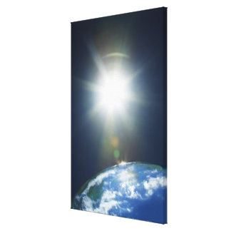 image of Space 2 Gallery Wrapped Canvas