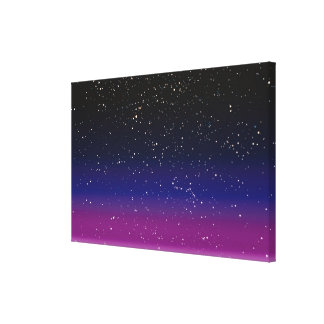 Image of Space Canvas Prints