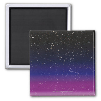 Image of Space Square Magnet