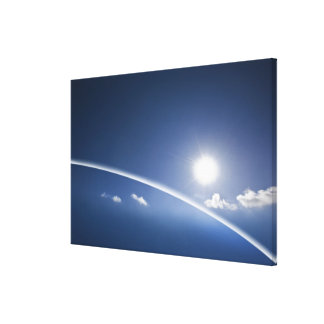 image of Space Stretched Canvas Prints