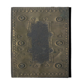 Image of Vintage, Distressed Book Cover iPad Case