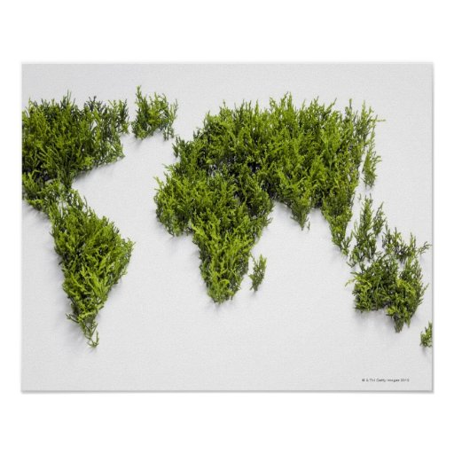 image of world map posters