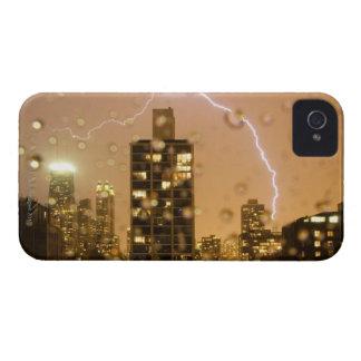 Image taken through rain splattered window Case-Mate iPhone 4 case