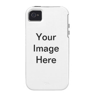 Image Text Logo Customize Design Make Your Own Vibe iPhone 4 Case