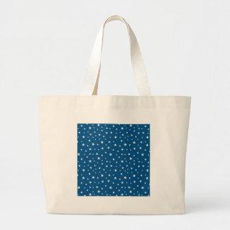 imagem de estrelinhas jumbo tote bag