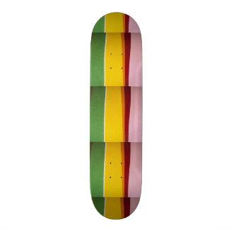 imagem de ricas as cores skate