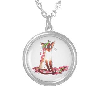 imagem divertida de garo personalized necklace