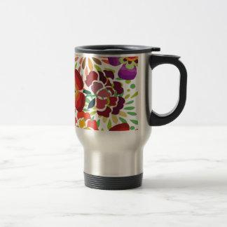 imagem floral mugs