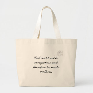 images[22], God could not be everywhere and the... Tote Bag