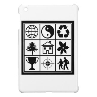 IMAGES fit to make a motivational STORY for KIDS iPad Mini Cover