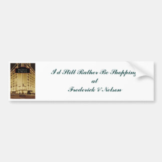 Images of America Frederick Nel - Customized Bumper Stickers