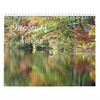 Images of Autumn Calendars