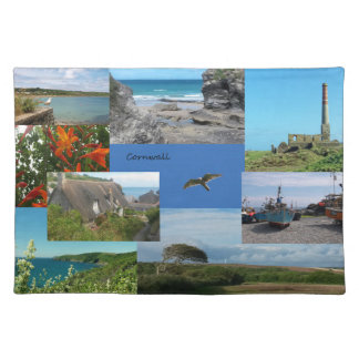 Images of Cornwall Placemat