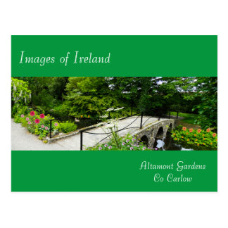 Images of Ireland for postcard