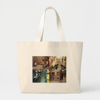 Images of Italy Jumbo Tote Bag