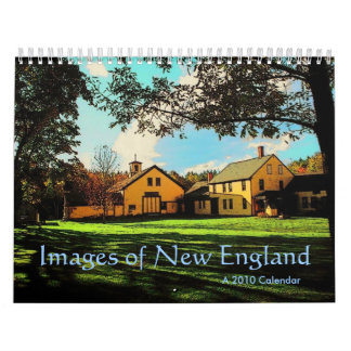 Images of New England Calendar