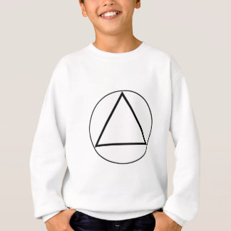 Images of number 3: the triangle sweatshirt
