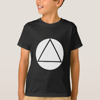 Images of number 3: the triangle tshirts