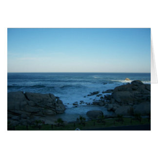 Images of South Africa III Note Card
