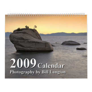 Images of the West 2009 Calendar