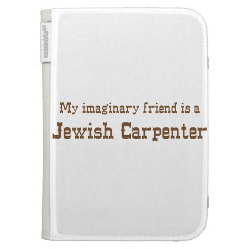 Imaginary Friend Kindle Keyboard Covers
