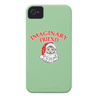 Imaginary Friend Santa Claus iPhone 4 Cover